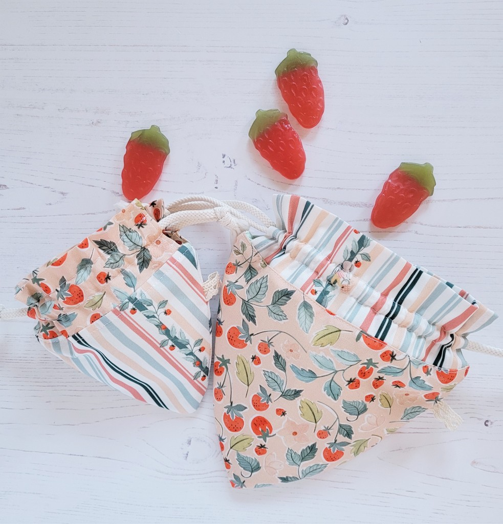 Strawberry Treat Bag