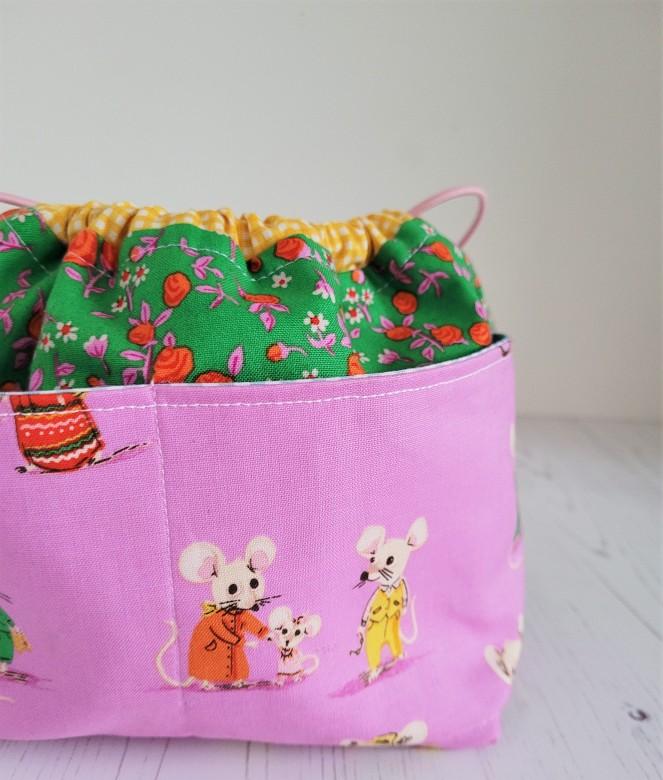 Trixie Wee Braw Bag - Pattern Parade Week 1