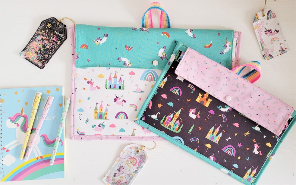 Unicorn Kingdom - Back to school supplies