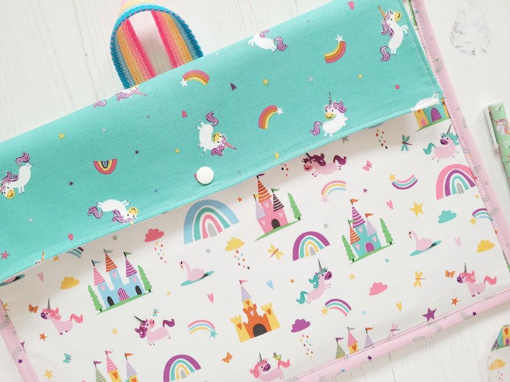 Unicorn Kingdom - Back to School Supplies