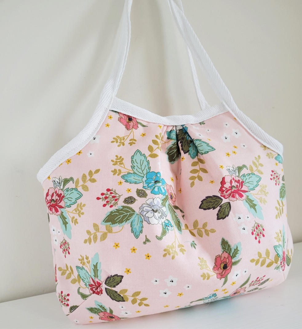 Stardust fabric - Granny Pouch