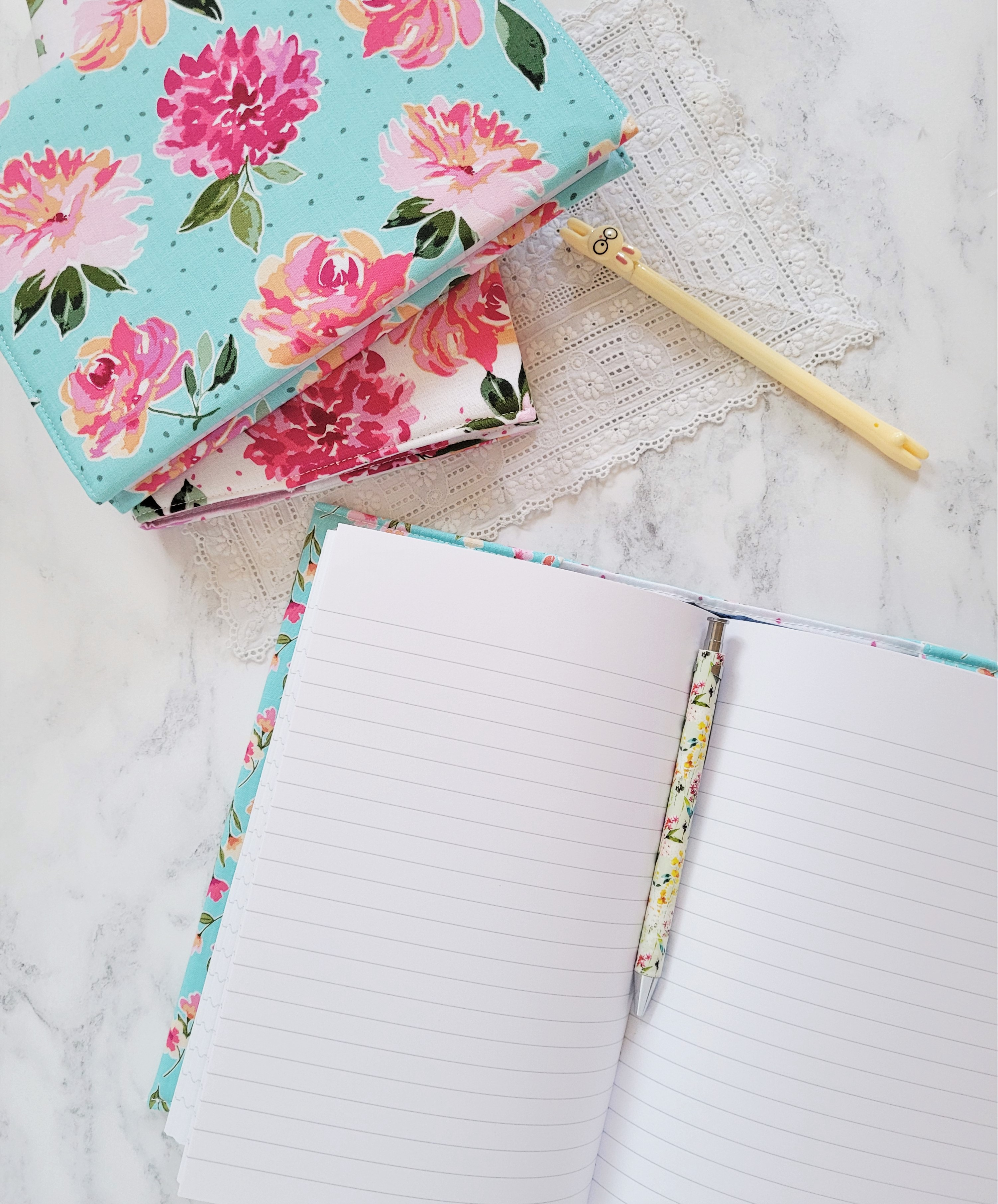 Lucy Jane - Journal Cover - Teacher Gifts