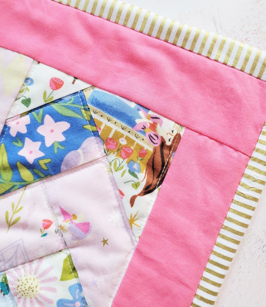 Briar Rose - Quilt Panel
